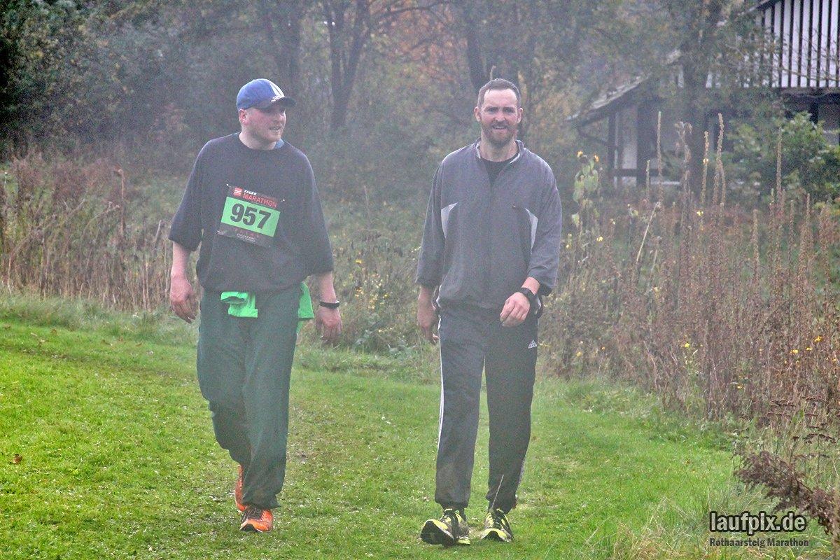 Rothaarsteig Marathon Ziel 2017 - 89
