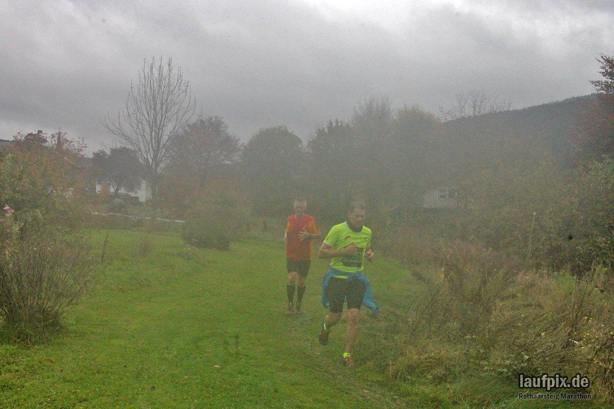 Rothaarsteig Marathon Ziel 2017 - 94