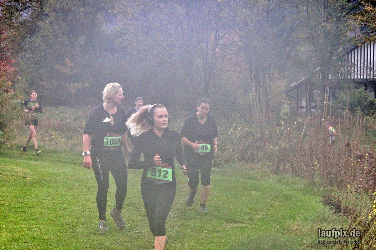 Rothaarsteig Marathon Ziel 2017 - 107