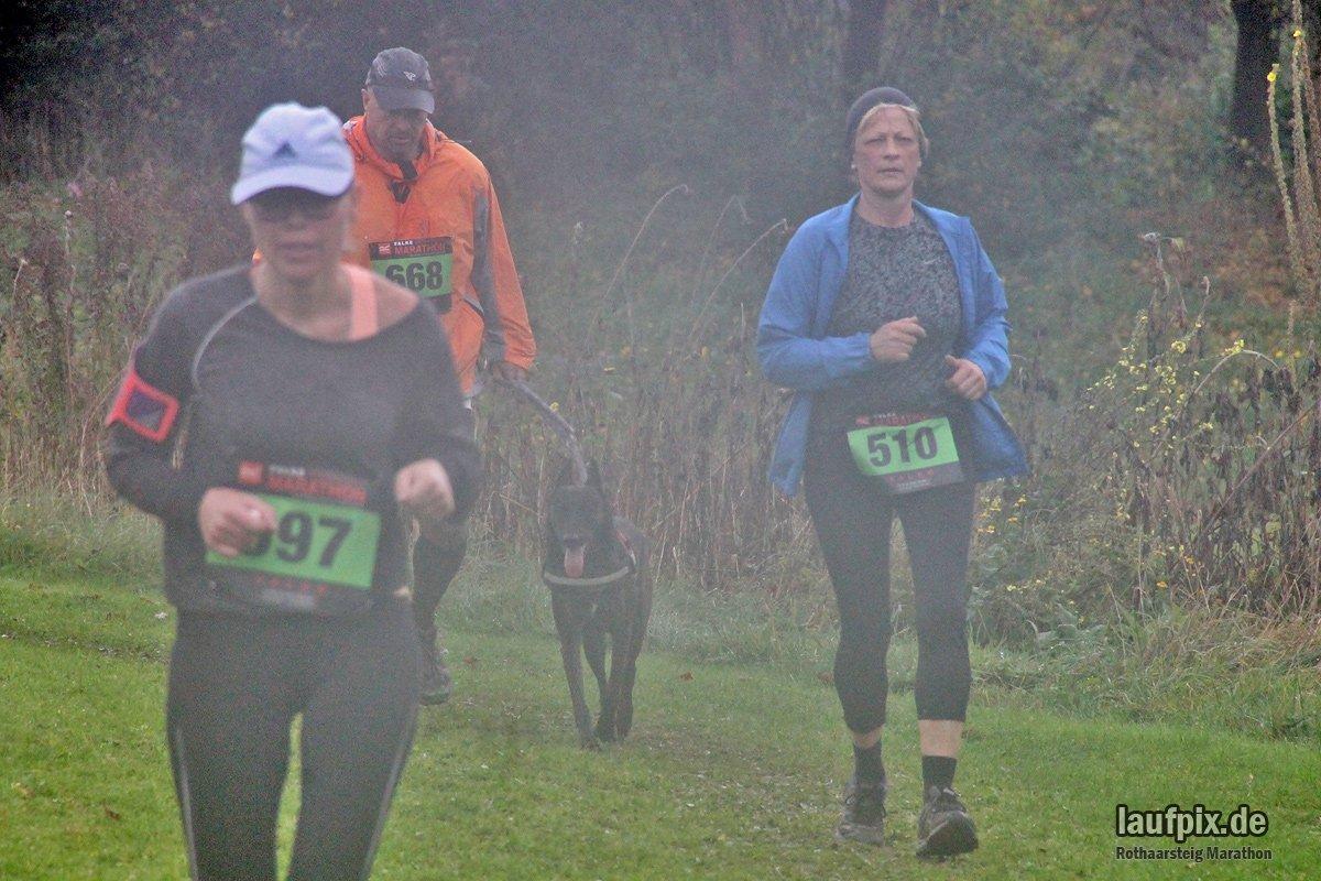 Rothaarsteig Marathon Ziel 2017 - 136