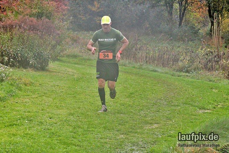 Rothaarsteig Marathon Ziel 2017 - 76