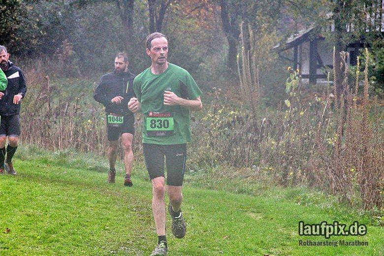 Rothaarsteig Marathon Ziel 2017 - 78