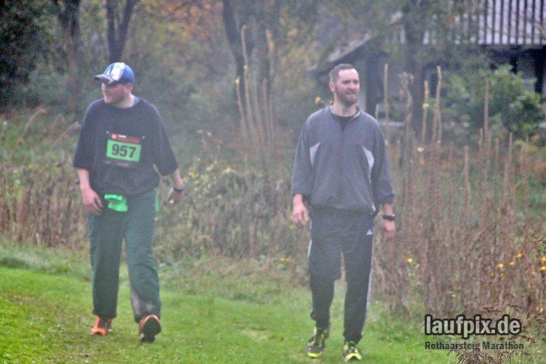 Rothaarsteig Marathon Ziel 2017 - 88