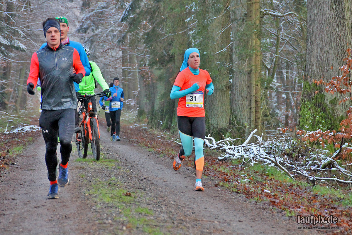 Adventsmarathon Bad Arolsen 2017 - 74