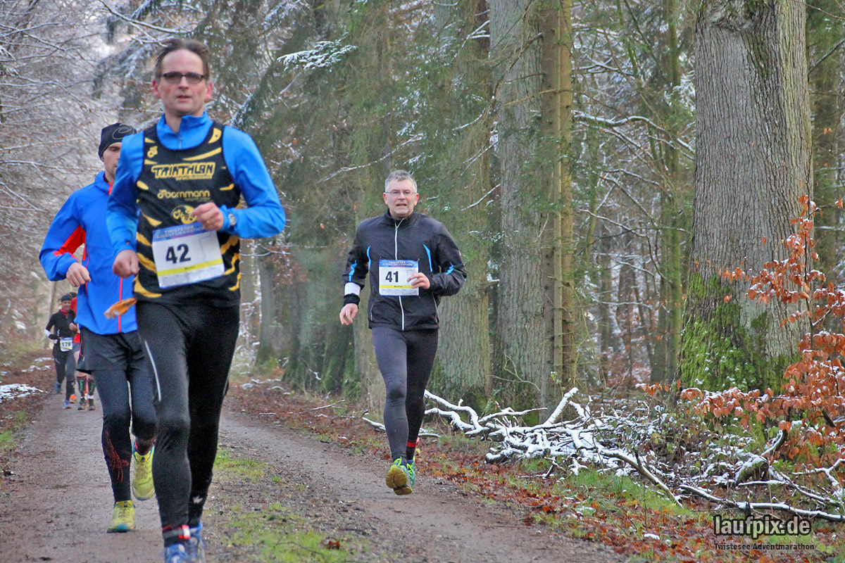 Adventsmarathon Bad Arolsen 2017 - 150