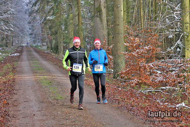 Adventsmarathon Bad Arolsen 2017 - 1