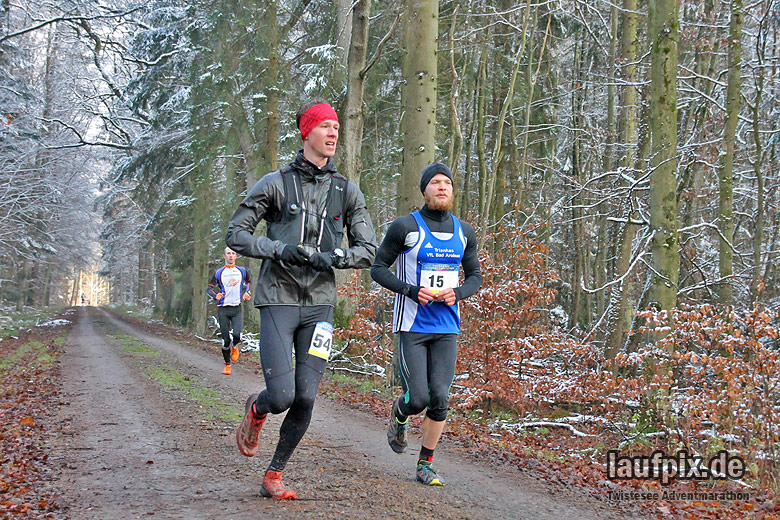 Adventsmarathon Bad Arolsen 2017 - 18