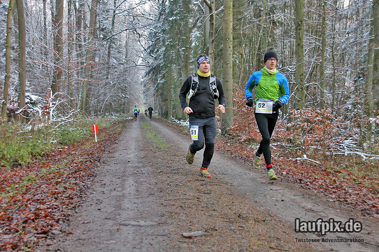 Adventsmarathon Bad Arolsen 2017 - 89