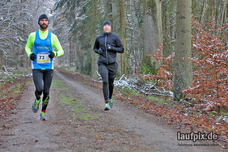 Adventsmarathon Bad Arolsen 2017 - 93
