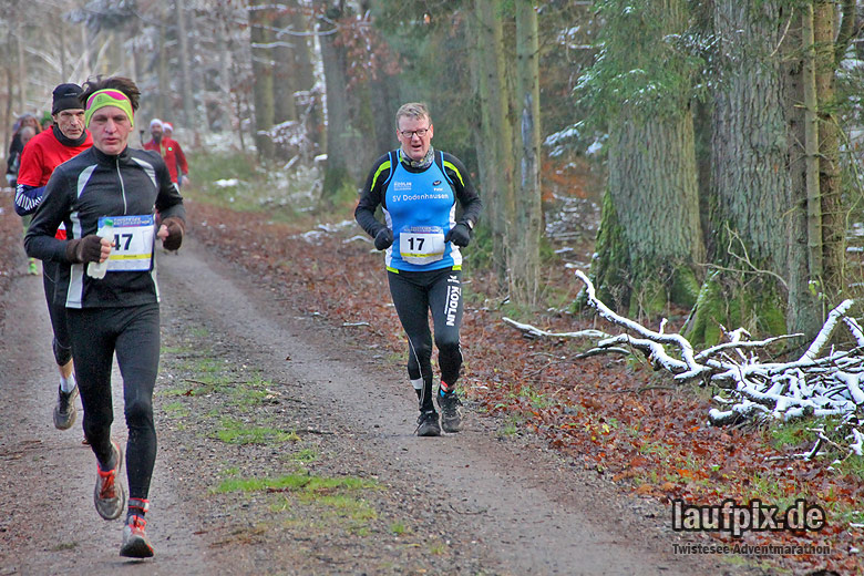 Adventsmarathon Bad Arolsen 2017 - 209
