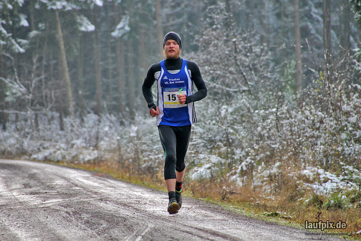 Adventsmarathon Bad Arolsen 2017 - 9