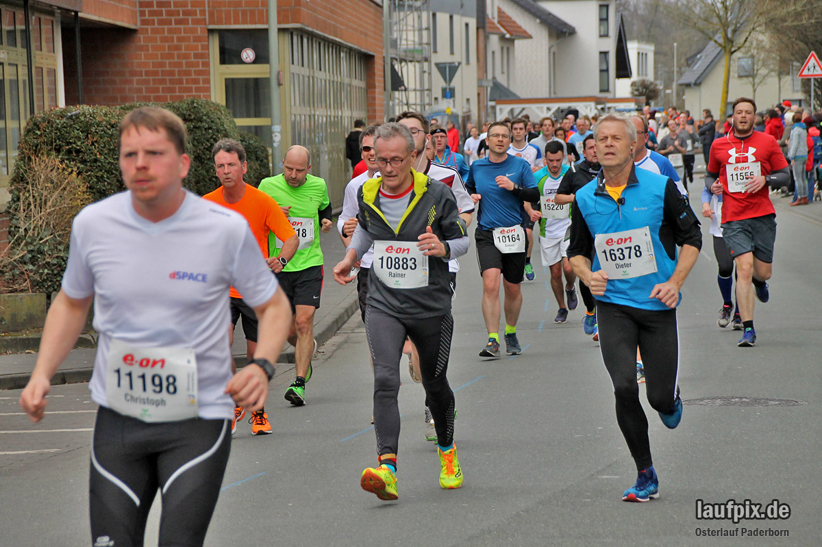 Paderborner Osterlauf - 10km 2018 - 10