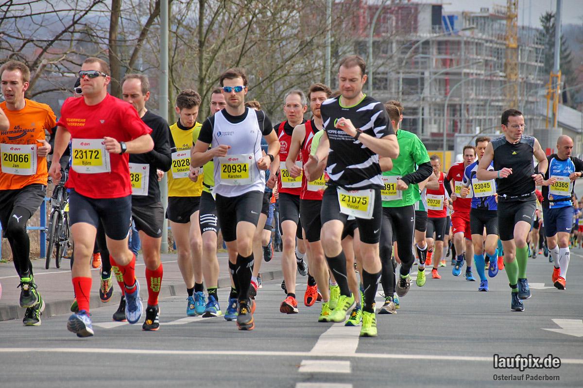 Paderborner Osterlauf - 21km 2018 - 30