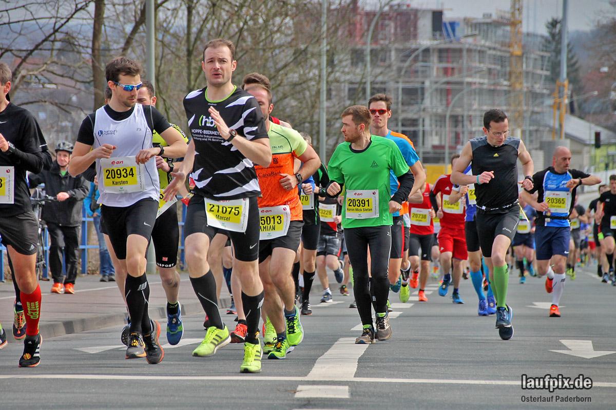 Paderborner Osterlauf - 21km 2018 - 31