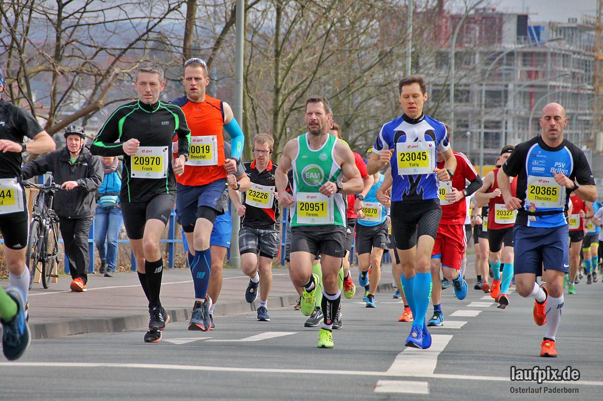 Paderborner Osterlauf - 21km 2018 - 36