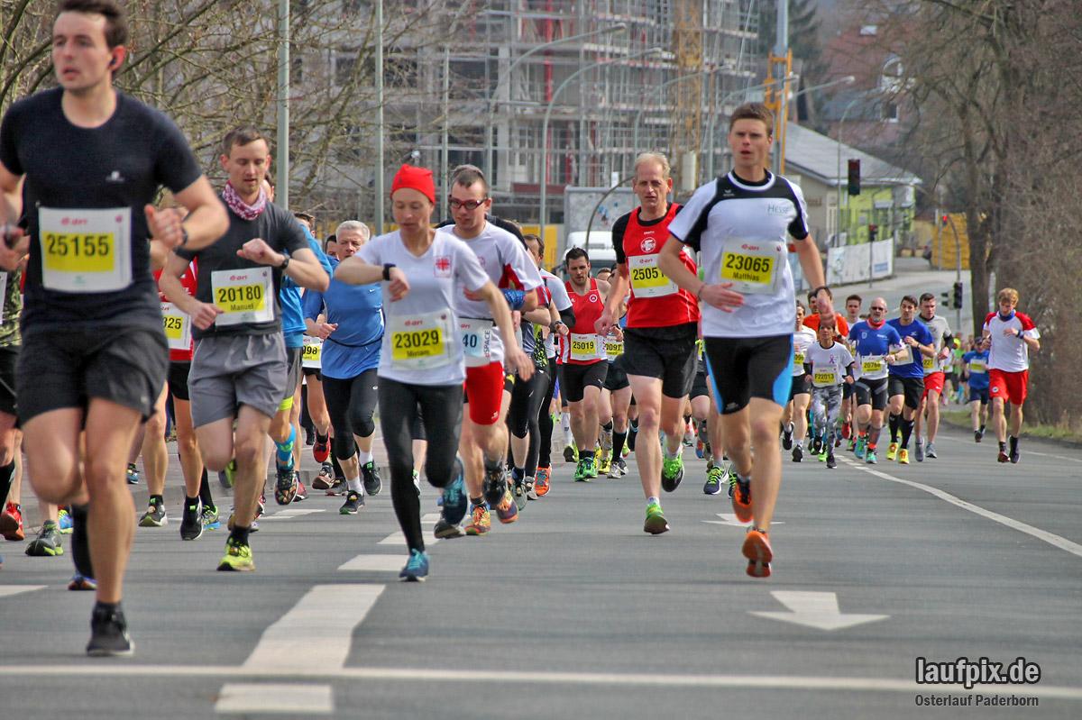 Paderborner Osterlauf - 21km 2018 Foto (1)