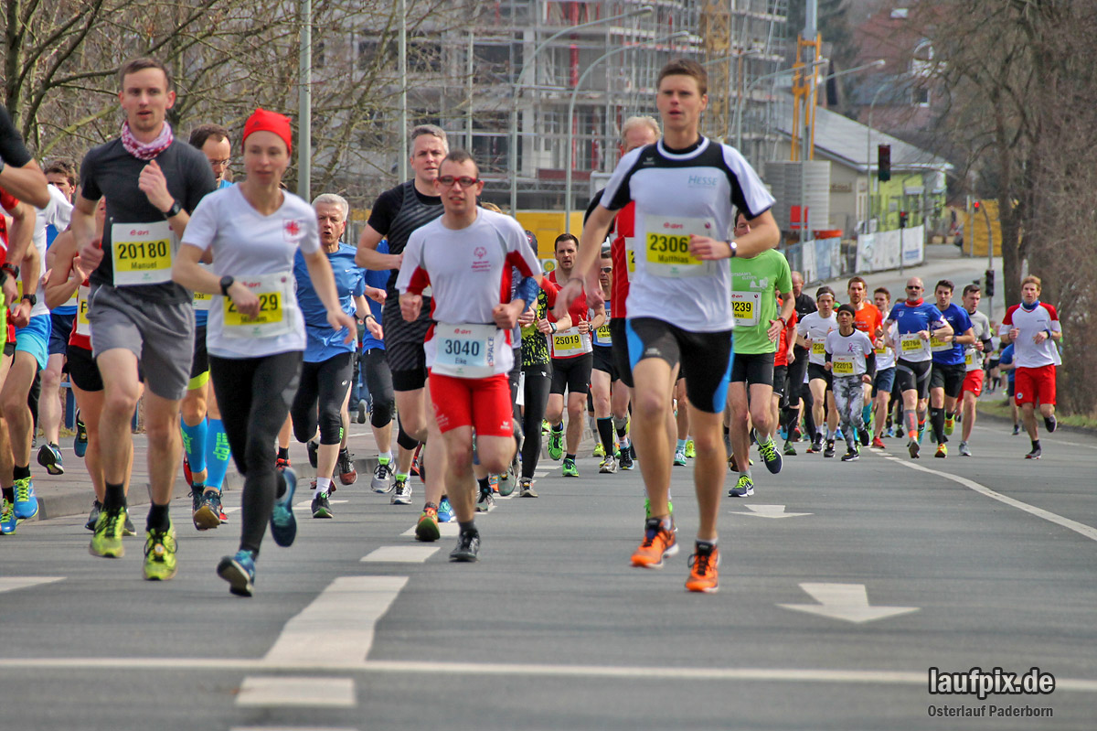 Paderborner Osterlauf - 21km 2018 - 49