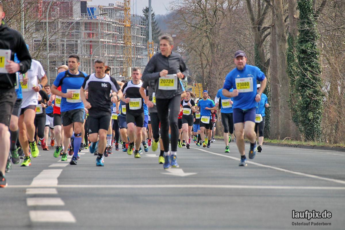 Paderborner Osterlauf - 21km 2018 - 82