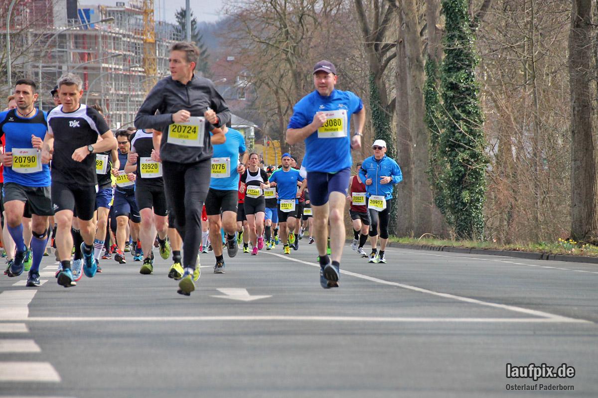 Paderborner Osterlauf - 21km 2018 - 83