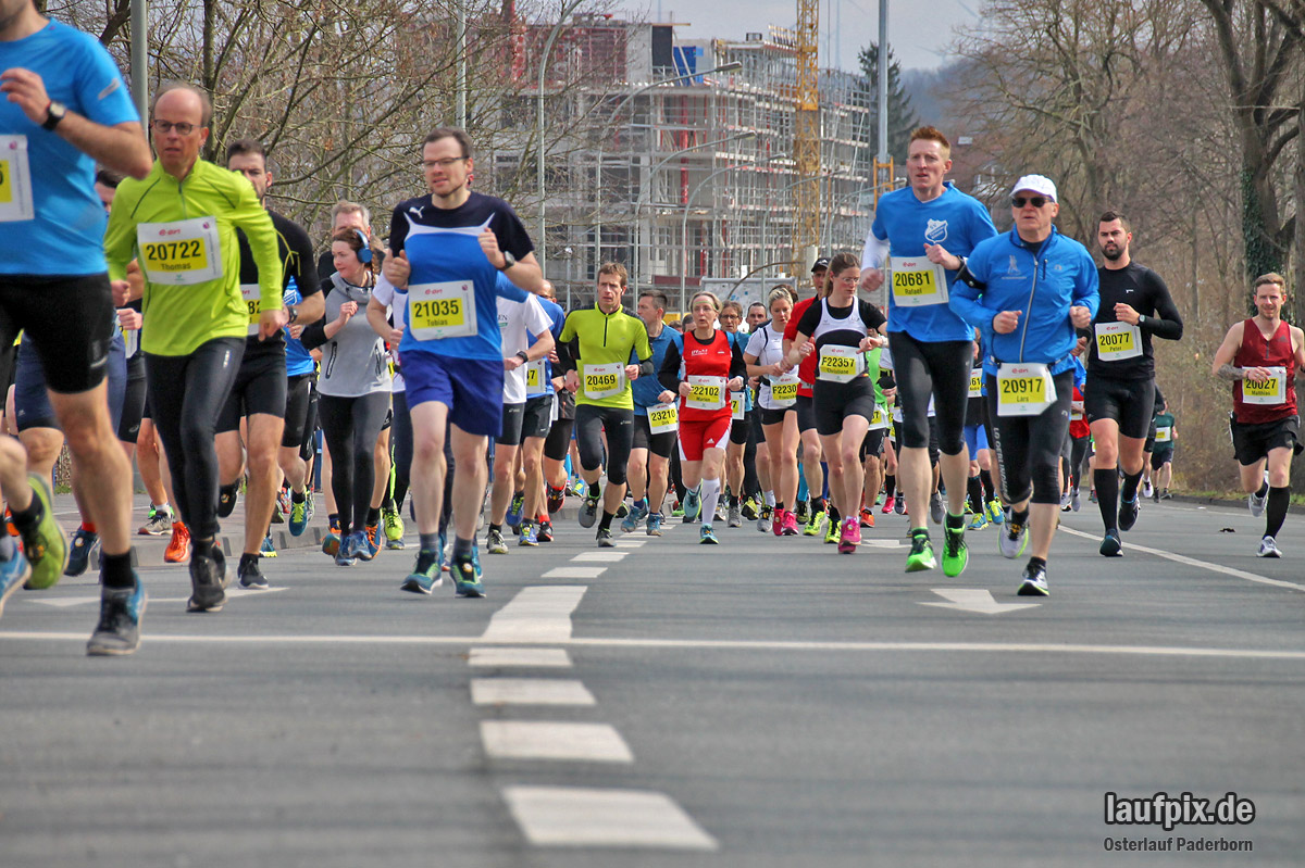 Paderborner Osterlauf - 21km 2018 - 93
