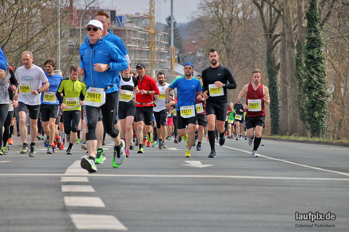 Paderborner Osterlauf - 21km 2018 - 96