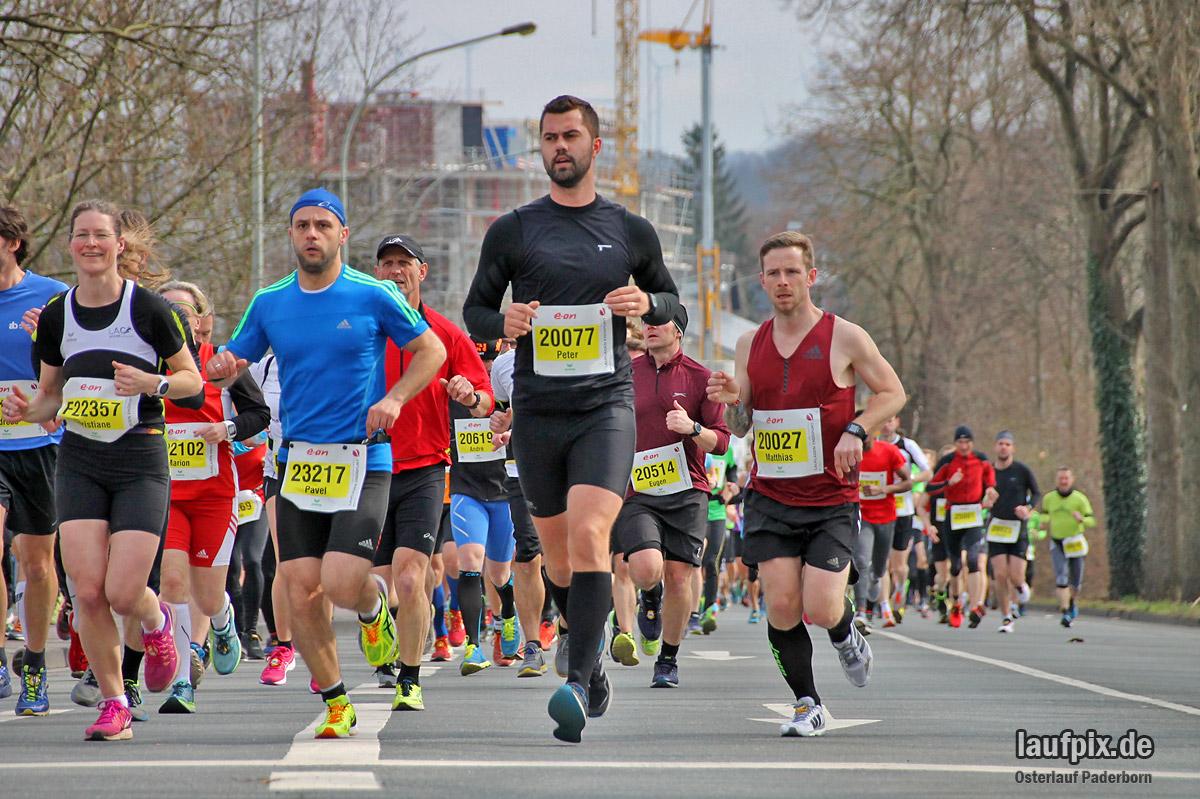 Paderborner Osterlauf - 21km 2018 - 100