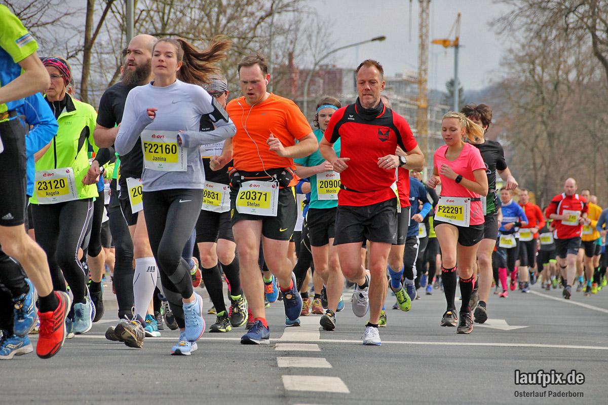 Paderborner Osterlauf - 21km 2018 Foto (174)