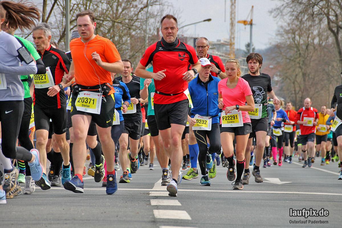 Paderborner Osterlauf - 21km 2018 Foto (175)