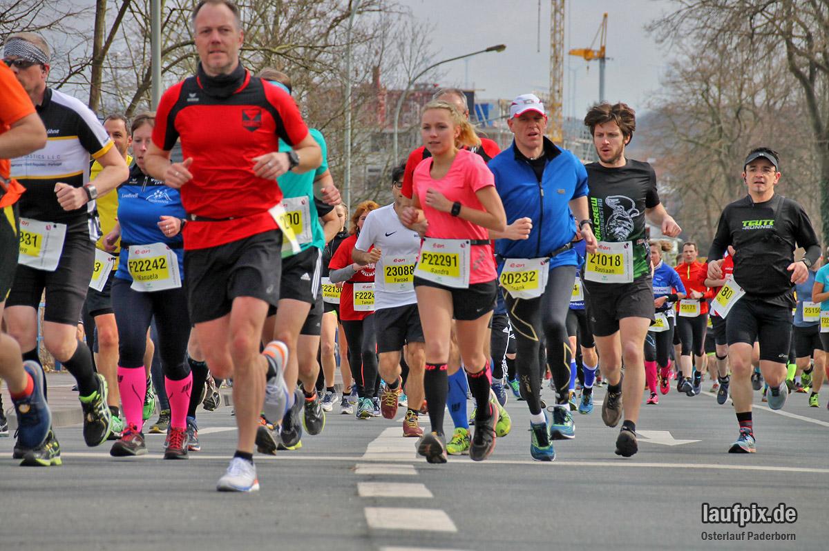 Paderborner Osterlauf - 21km 2018 Foto (176)