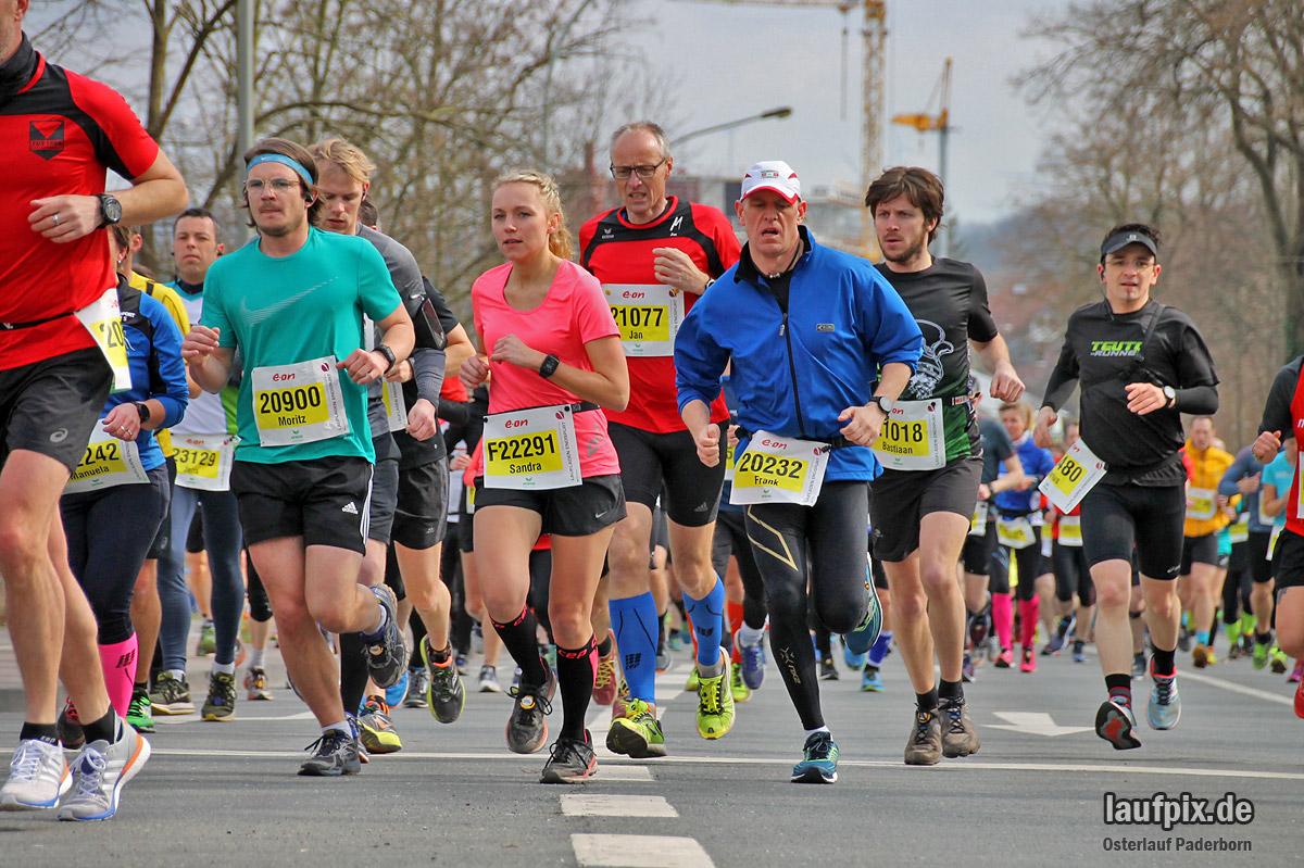 Paderborner Osterlauf - 21km 2018 Foto (177)