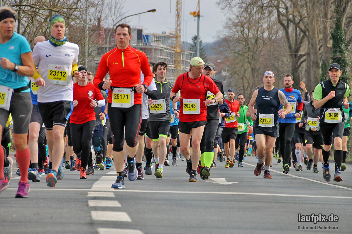 Paderborner Osterlauf - 21km 2018 - 192