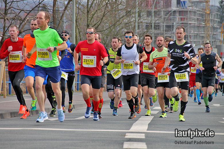 Paderborner Osterlauf - 21km 2018 - 29