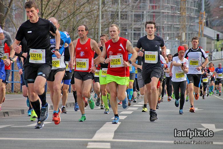 Paderborner Osterlauf - 21km 2018 - 45