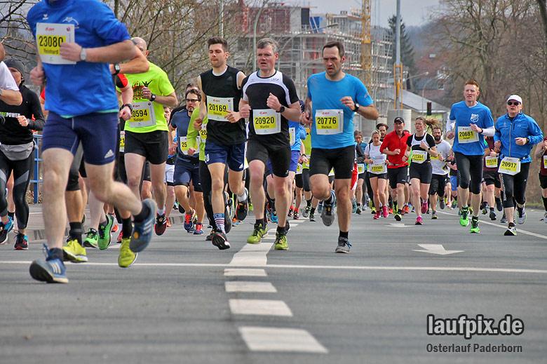 Paderborner Osterlauf - 21km 2018 - 90