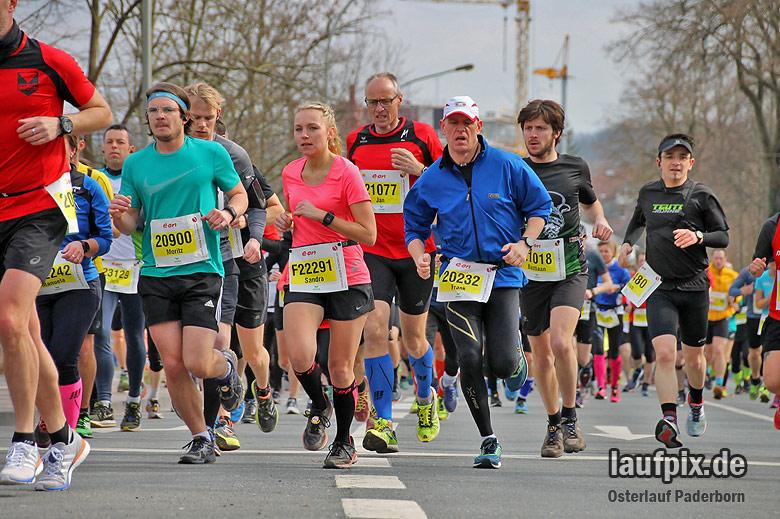 Paderborner Osterlauf - 21km 2018 - 177