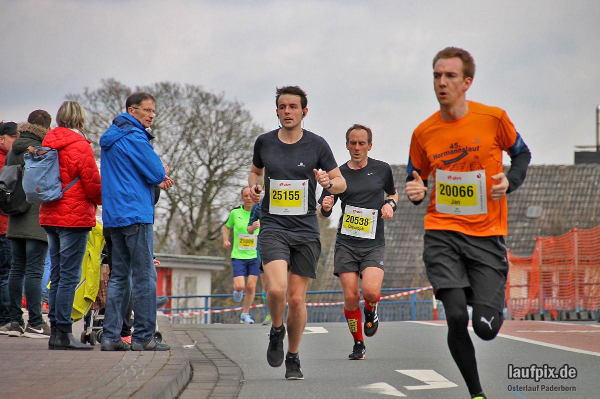 Paderborner Osterlauf - 21km 2018 Foto (62)