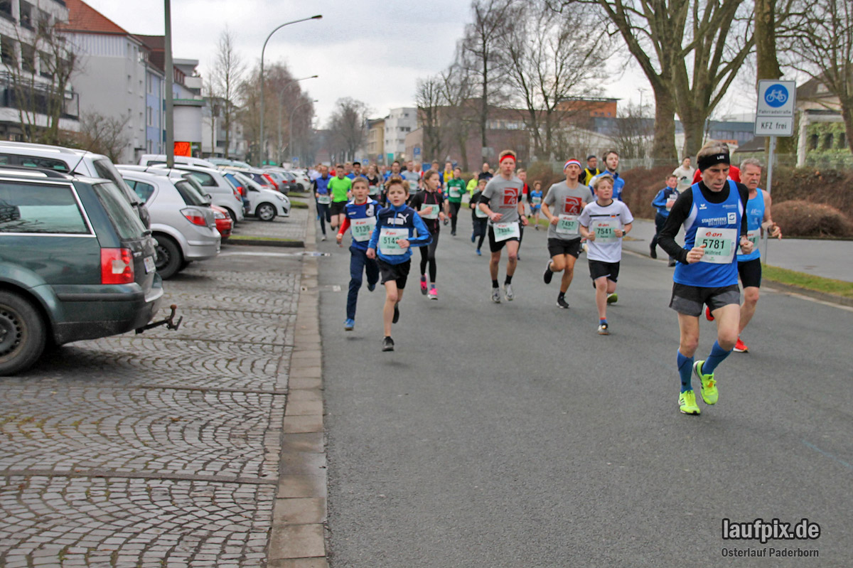 Paderborner Osterlauf - 5km 2018 Foto (58)
