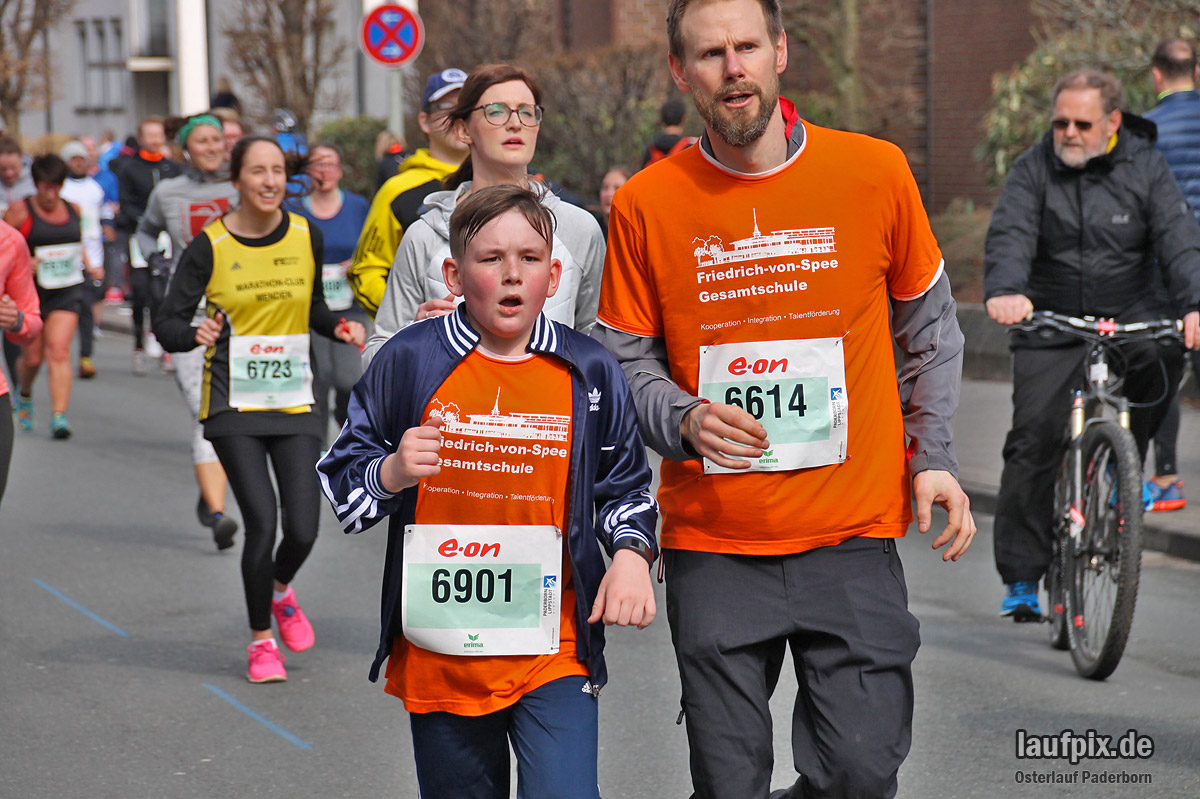 Paderborner Osterlauf - 5km 2018 - 706