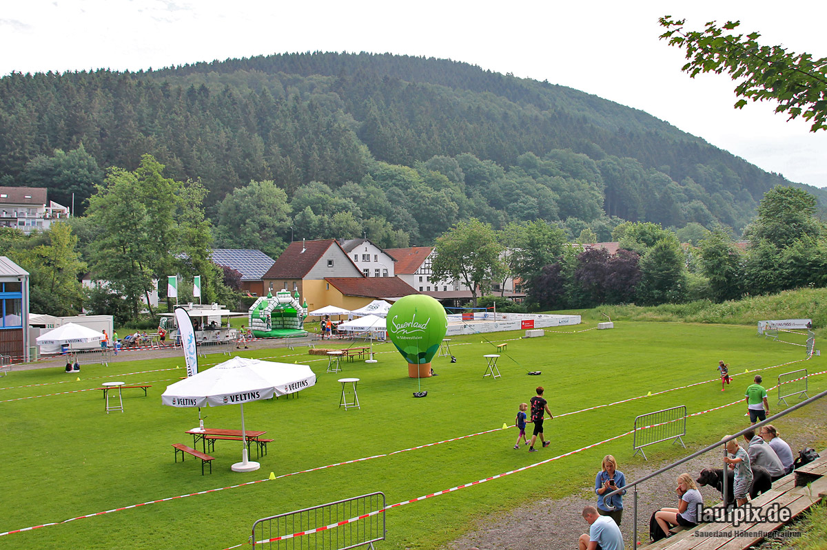 Sauerland Höhenflug Trailrun 2018 - 2