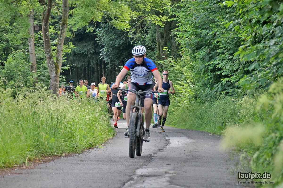 Sauerland Höhenflug Trailrun 2018 - 10