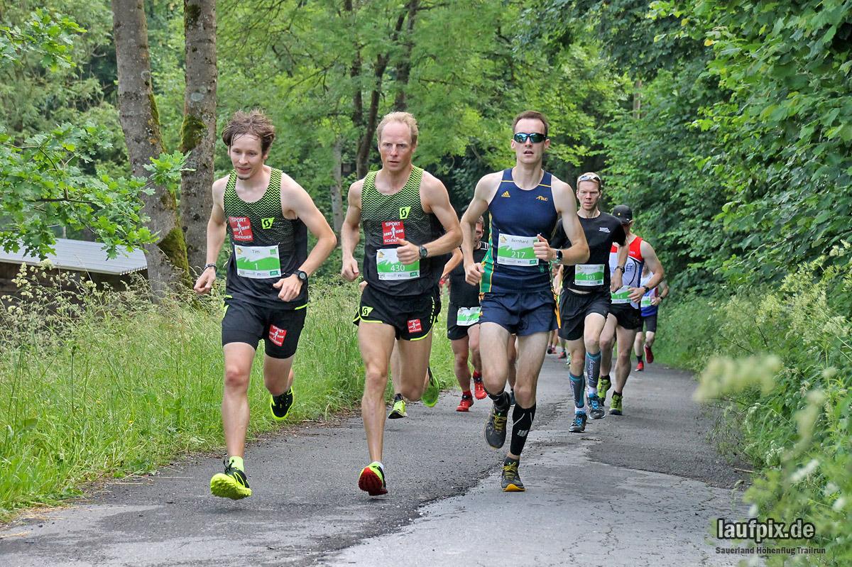 Sauerland Höhenflug Trailrun 2018 - 14