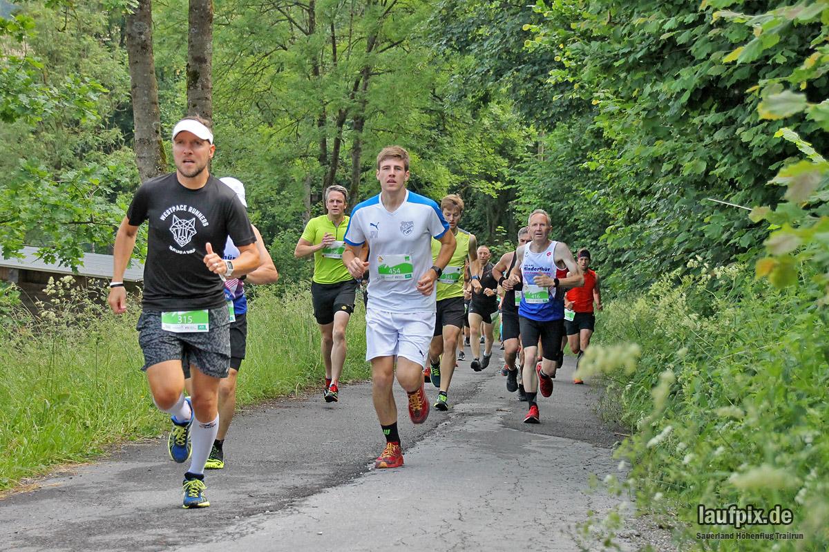 Sauerland Höhenflug Trailrun 2018 - 22