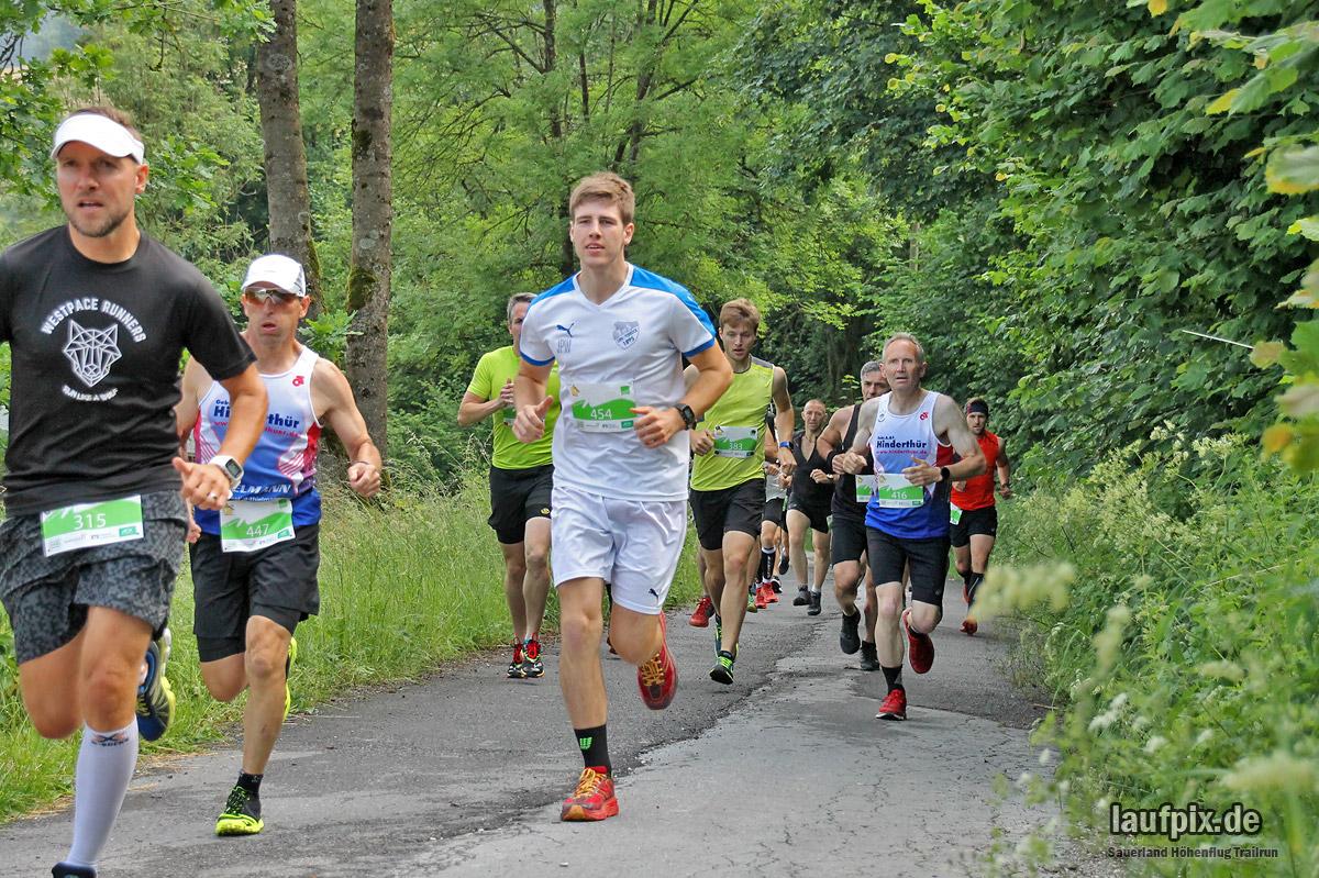 Sauerland Höhenflug Trailrun 2018 - 23