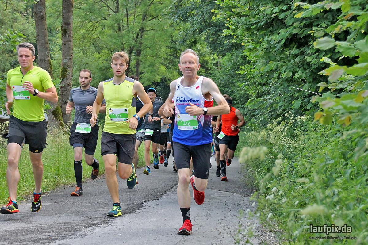 Sauerland Höhenflug Trailrun 2018 - 25