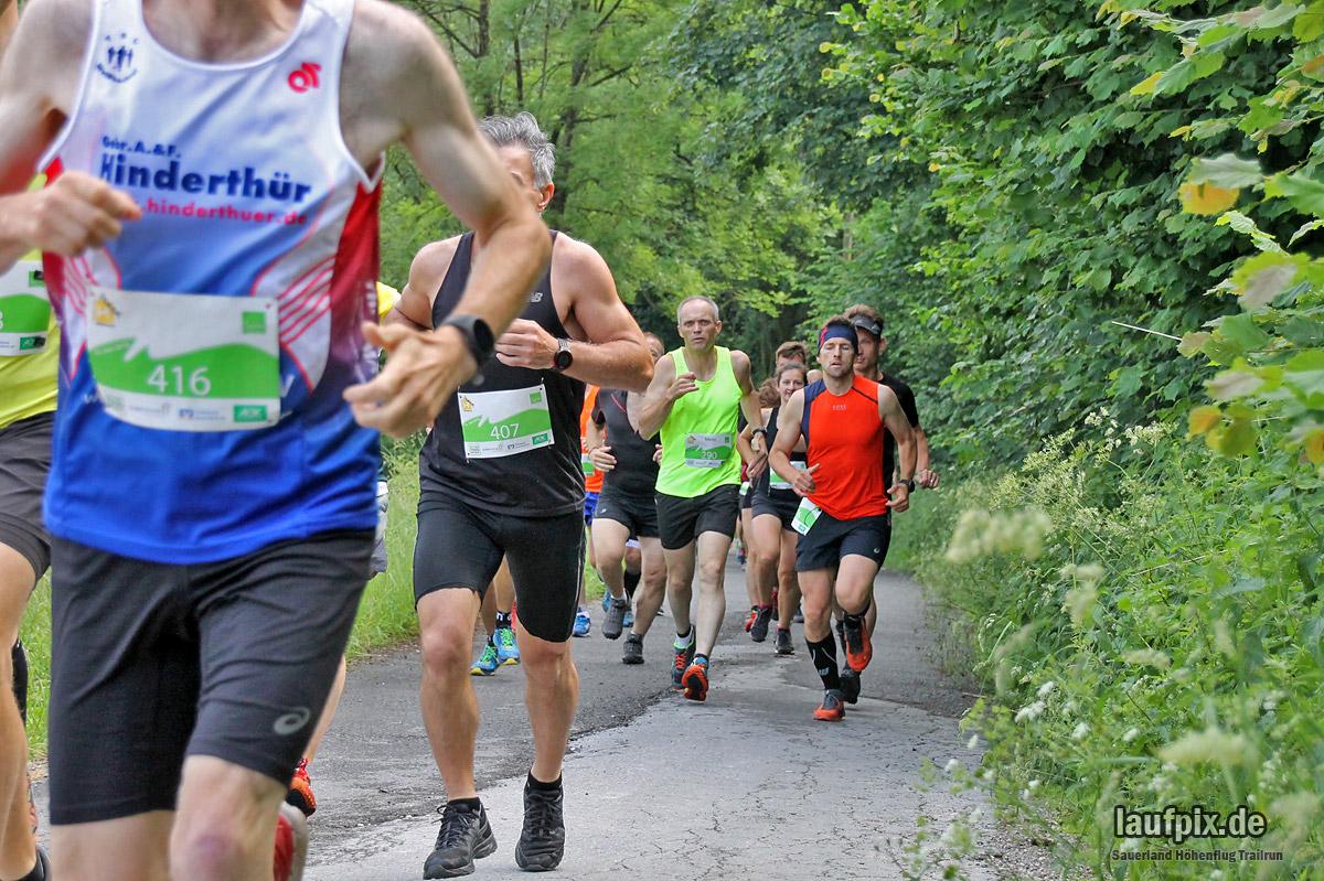 Sauerland Höhenflug Trailrun 2018 - 27