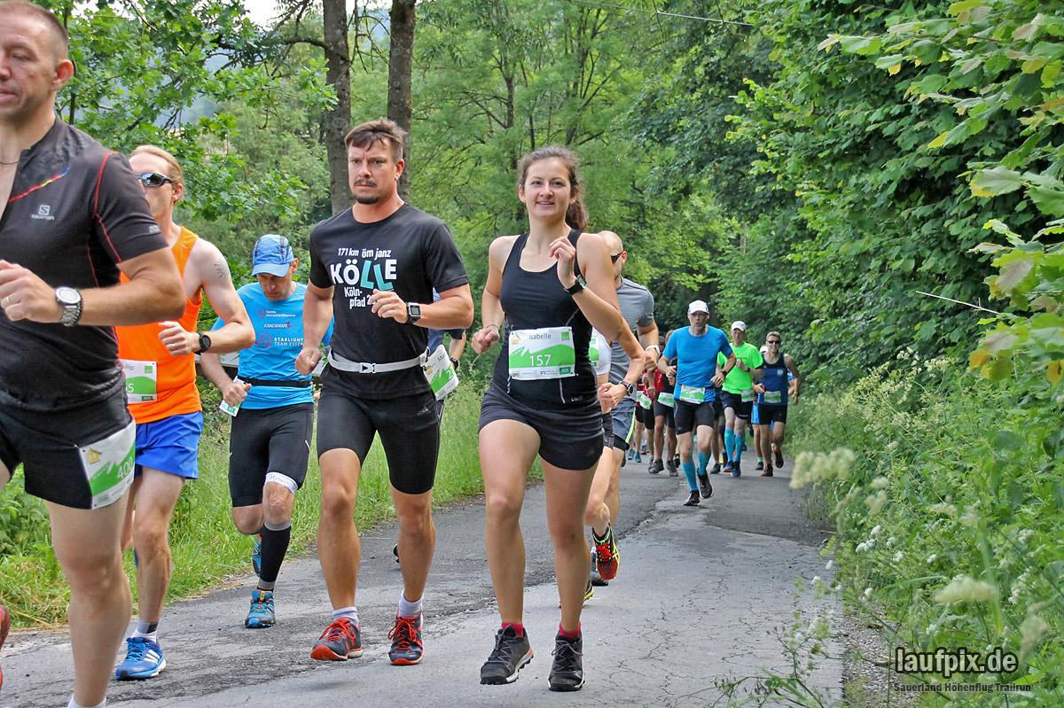 Sauerland Höhenflug Trailrun 2018 - 33