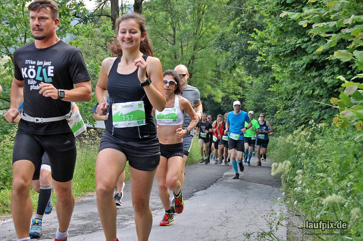 Sauerland Höhenflug Trailrun 2018 - 34