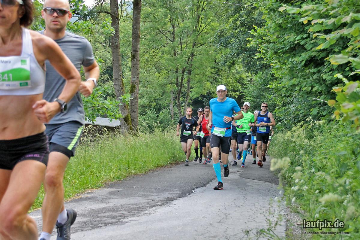 Sauerland Höhenflug Trailrun 2018 - 36