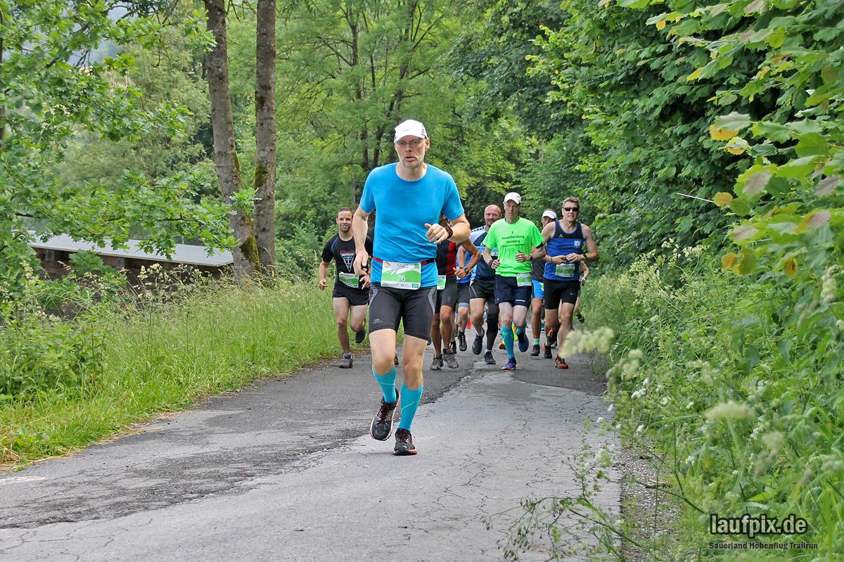 Sauerland Höhenflug Trailrun 2018 - 37