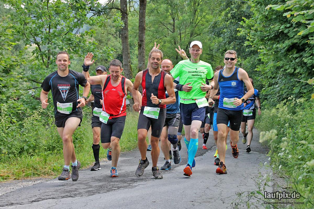 Sauerland Höhenflug Trailrun 2018 - 41